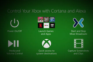 How to use Alexa or Cortana to control your Xbox One