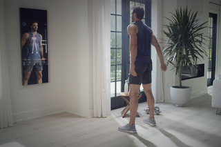 Mirror is a $1500 gorgeous mirror that doubles as a personal trainer