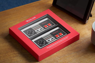 Nintendo is launching a wireless NES-style controller for the Switch