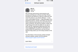 Its Here Apple Officially Releases Ios 12 For Iphone And Ipad Users image 2