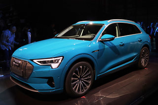 Heres the Audi e-tron in pictures image 2