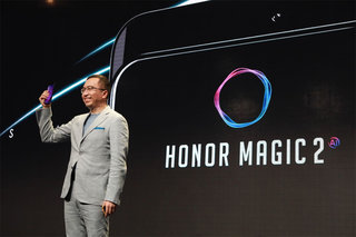 Honor Magic 2 launch date revealed and in-display fingerprint scanner shown