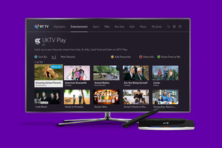 BT TV gives you HD UKTV content for Dave, Gold, W and more for first time