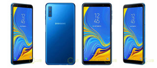 Samsung A Galaxy Event To Unveil Two New Phones Press Renders Leaked image 3