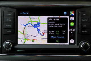 How to use Google Maps on Apple CarPlay image 3