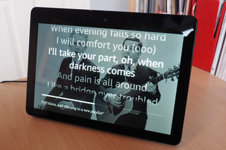 New Amazon Echo Show Review screens image 4