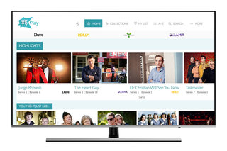 Samsung TVs get UKTV Play at last, catch-up service now available