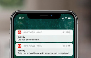 What is the Honeywell Smart Home Security Base Station and how does it work image 3