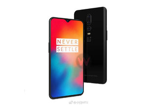 OnePlus 6T launch invite and new pics leak