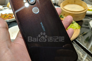 Nokia 7.1 Plus spotted again, this time in hands-on pics