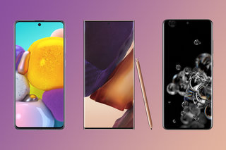 Best Samsung phones 2020: Galaxy S, Note and A compared