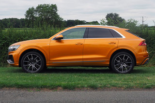 Audi Q8 Review An Imposing Premium Suv image 2