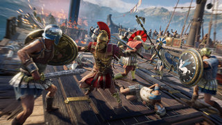 Assassins Creed Odyssey screens image 9