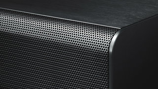 Yamaha MusicCast Bar 400 soundbar review studio image 1