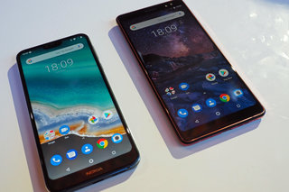 Nokia 71 initial review Pure Android big screen image 11