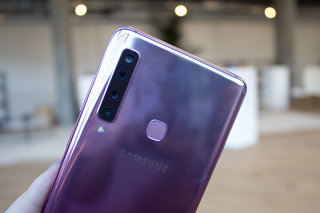 Samsung Galaxy A9 initial review image 1
