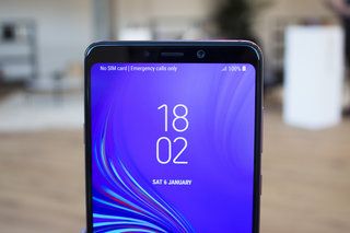 Samsung Galaxy A9 initial review image 9