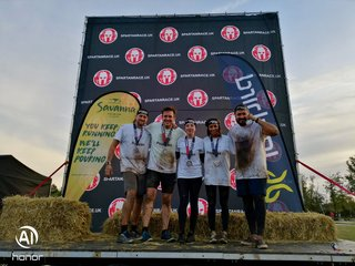 Pocket-lint take on the Spartan Race Are we For the Brave image 1