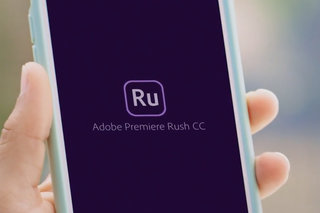What is Adobe Premiere Rush CC and how easy is it to use?
