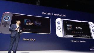 Huawei compares Mate 20 X to Nintendo Switch, here are 5 reasons why it shouldn't