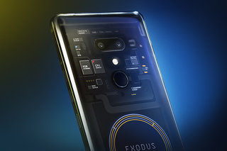 What can you do with the HTC Exodus 1 blockchain phone?