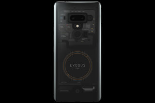 What can you do with the HTC Exodus I blockchain phone image 2