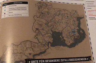 New Red Dead Redemption 2 leak shows entire game map
