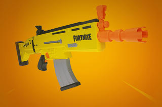 Best Fortnite gadgets and toys Nerf blasters AR Battle Bus and more image 6