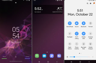 New Samsung Galaxy S9, Note 9 UI leaks, screens show tasty Samsung Experience 10