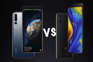 Xiaomi Mi Mix 3 vs Honor Magic 2: Slider phone showdown