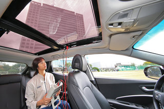 Kia and Hyundai develop solar charging for electric cars charge as you drive image 3