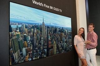 Did you just buy a 4K TV? Too bad, LG's 8K OLED TVs are coming soon
