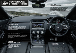 Future Jaguar Land Rover Cars Will Use Technology To Help Cure Travel Sickness image 2