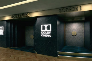 UK gets first Dolby Cinema, in London's West End