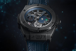 You need a background check to buy this Hublot watch with Bitcoin