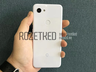 Pixel 3 Lite leaks out, but what's with that C logo on the back?