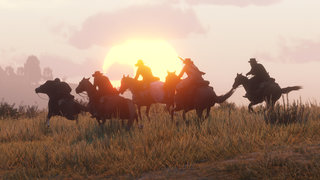 Red Dead Online starts with battle royale mode detailed, but also a warning