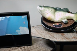 Big Mouth Billy Bass Is Now A 40 Alexa Device image 3