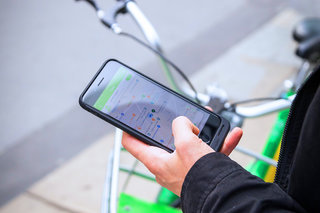 Lime Hits London Bike-e Offers App-controlled Bike Rentals On The Go image 2