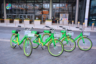 Lime Hits London Bike-e Offers App-controlled Bike Rentals On The Go image 3
