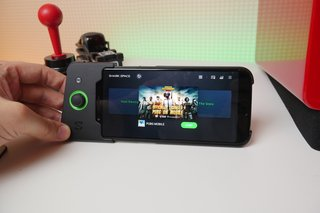 Black Shark gaming phone image 5