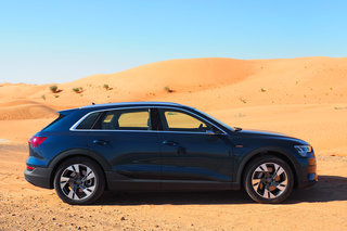 Audi e-tron review image 2