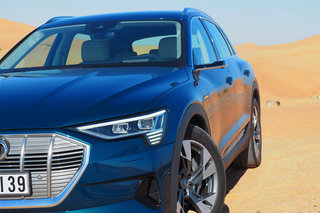 Audi E Tron Review Audi Goes All Electric And It S E Mazing
