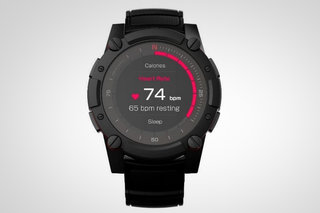 Matrix's PowerWatch 2 packs solar power charging and a heart rate monitor