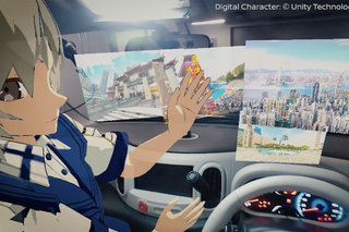 An In-car Avatar Becomes Your Ride-along Assistant In Nissans Invisible-to-visible Driving Concept image 3