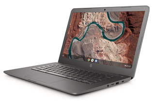 HP debuts AMD-powered Chromebook 14, Quantum Dot display and brings OLED to the Spectre 15 x360