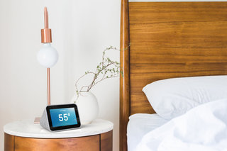 Lenovo Smart Clock Is The Google Assistant Version Of The Echo Spot But So Much Better Looking image 2