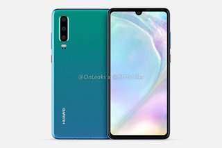 Gorgeous Huawei P30 Renders Show A Smaller Notch And A Surprising Change image 4