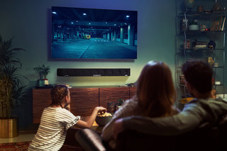Sennheiser Ambeo Soundbar emulates 5.1.4 surround sound in just one device