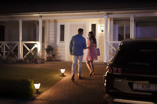 Philips Hue adds an outdoor sensor and welcoming floodlights to line-up image 1